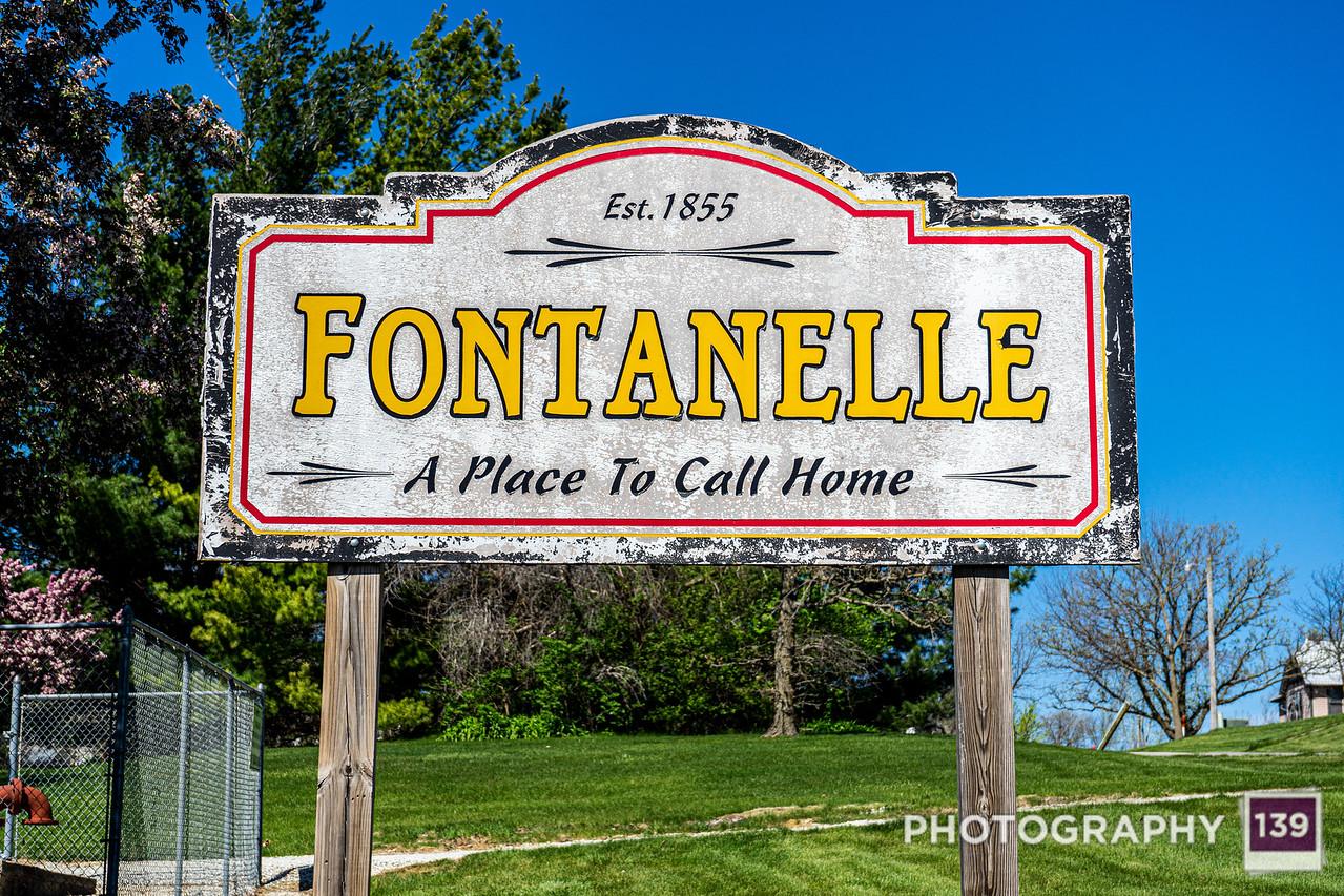 Fontanelle, Iowa