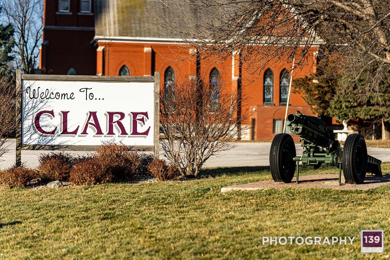 Clare, Iowa