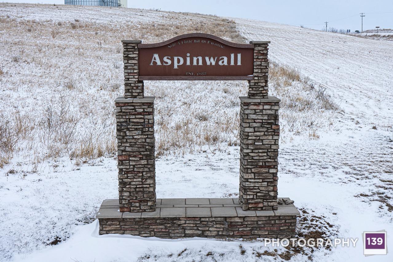 Aspinwall, Iowa