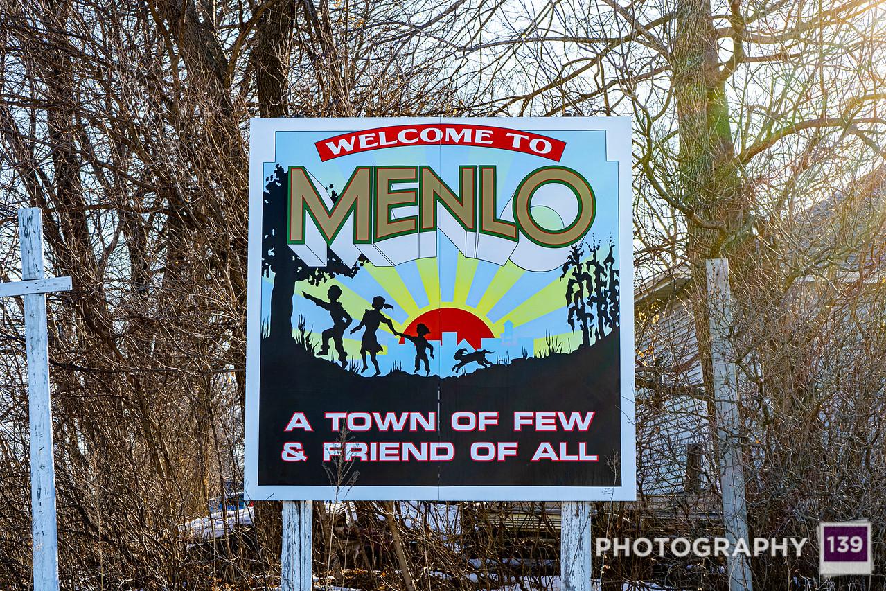 Menlo, Iowa