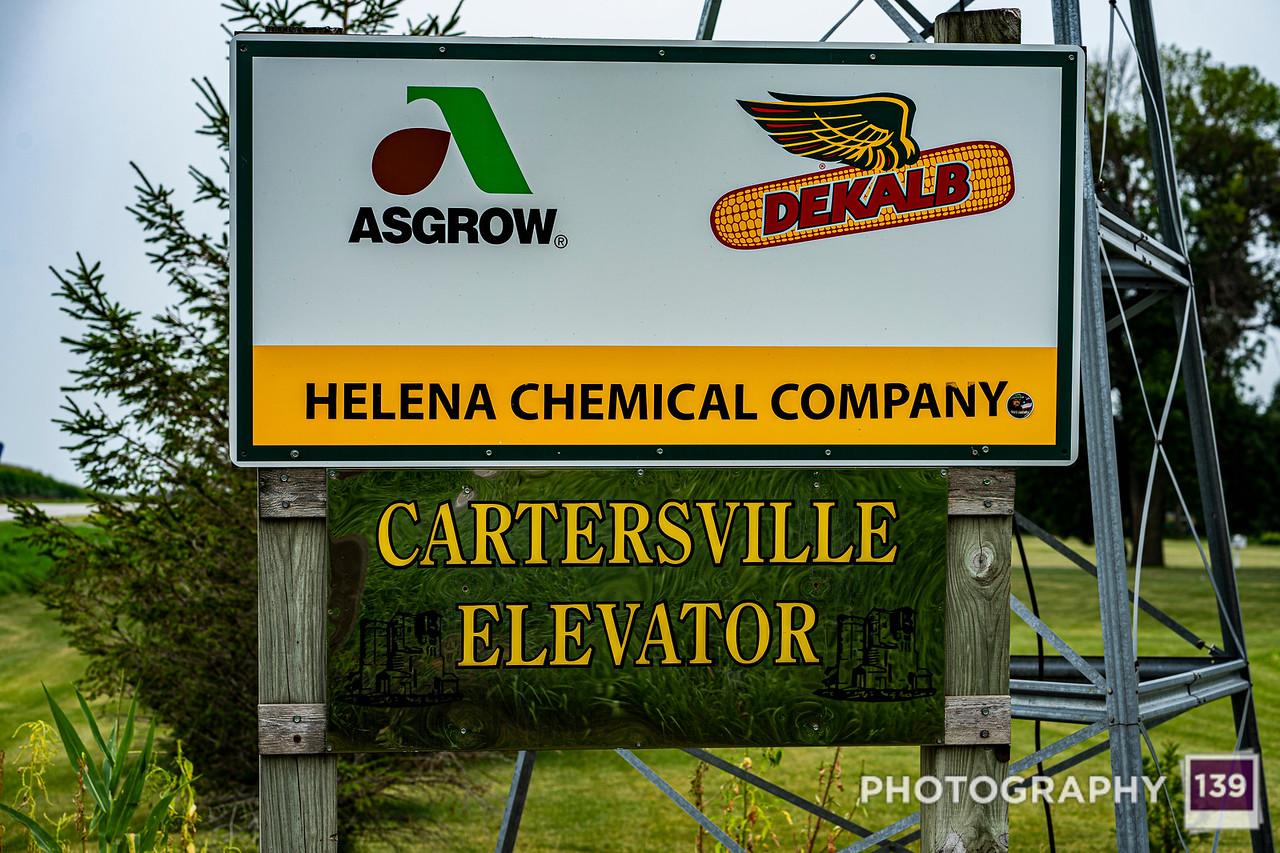 Cartersville, Iowa (Unincorporated)