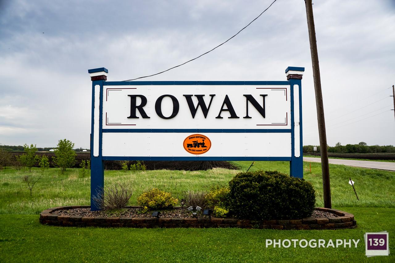 Rowan, Iowa