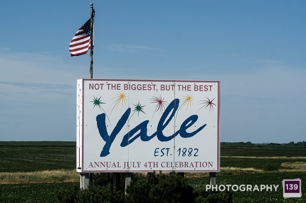 Yale, Iowa