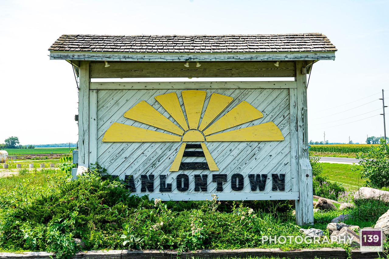 Hanlontown, Iowa