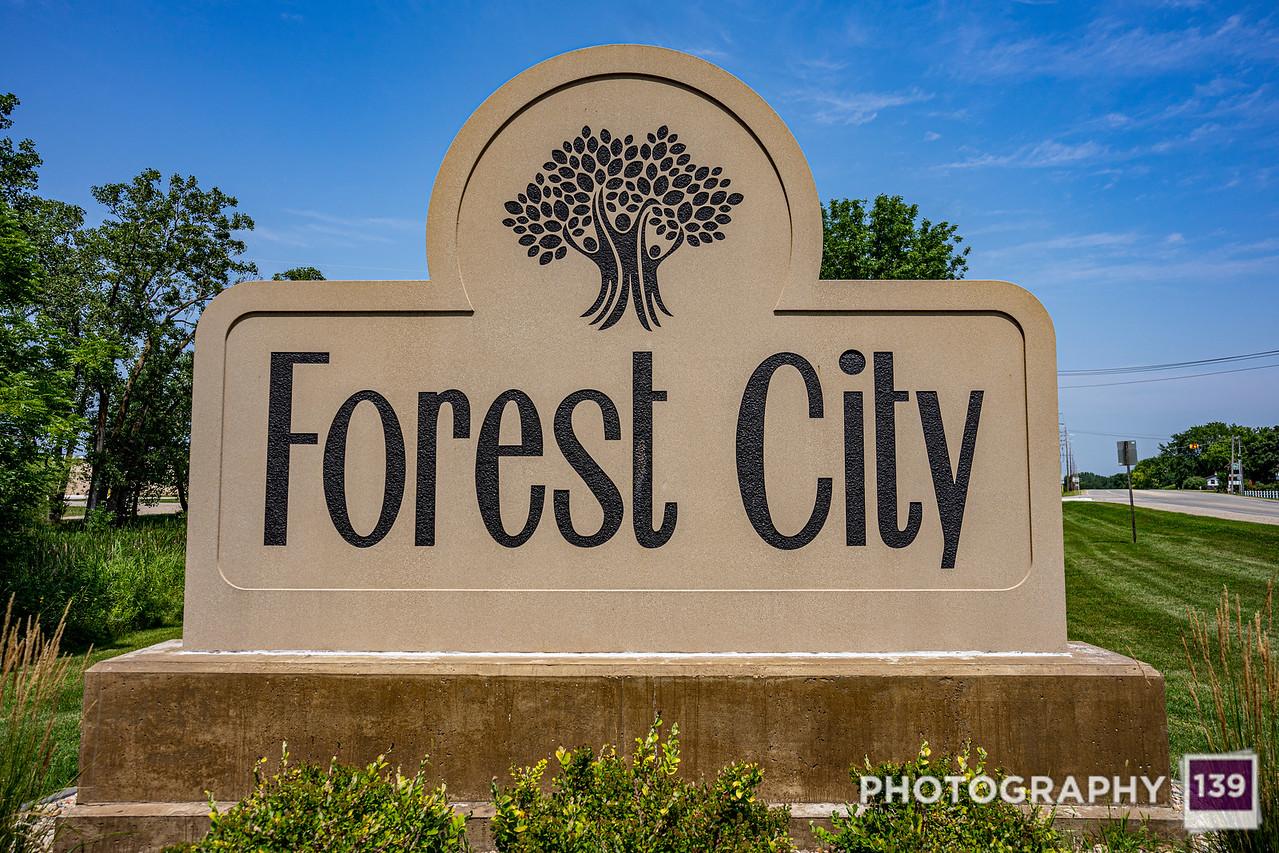 Forest City, Iowa