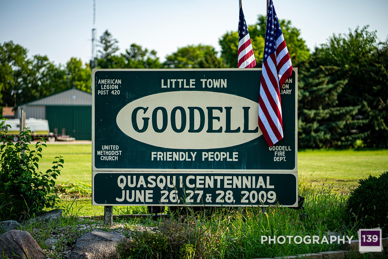Goodell, Iowa