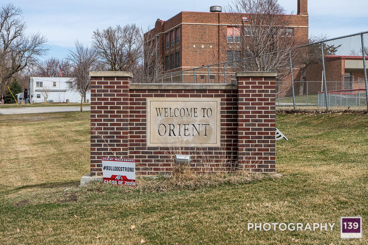 Orient, Iowa