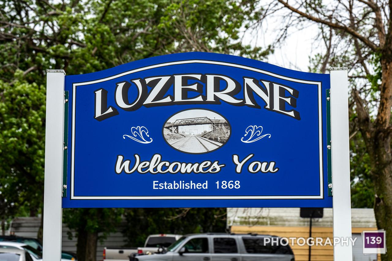 Luzerne, Iowa
