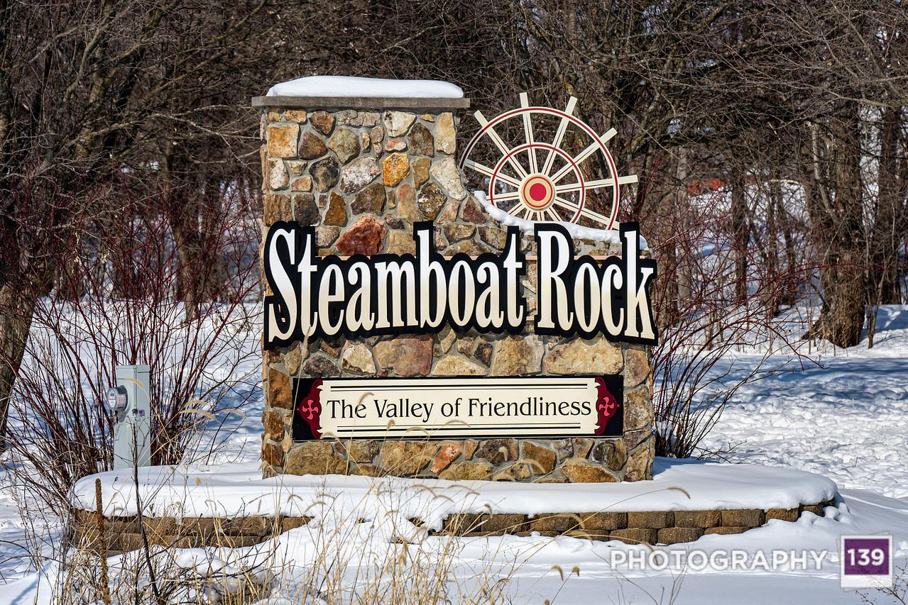 Steamboat Rock, Iowa