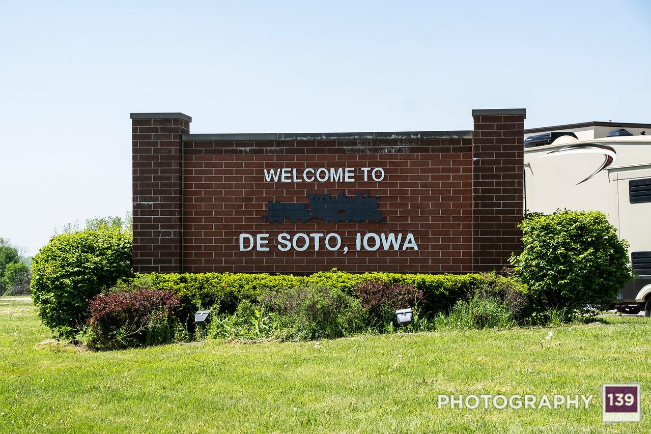 De Soto, Iowa