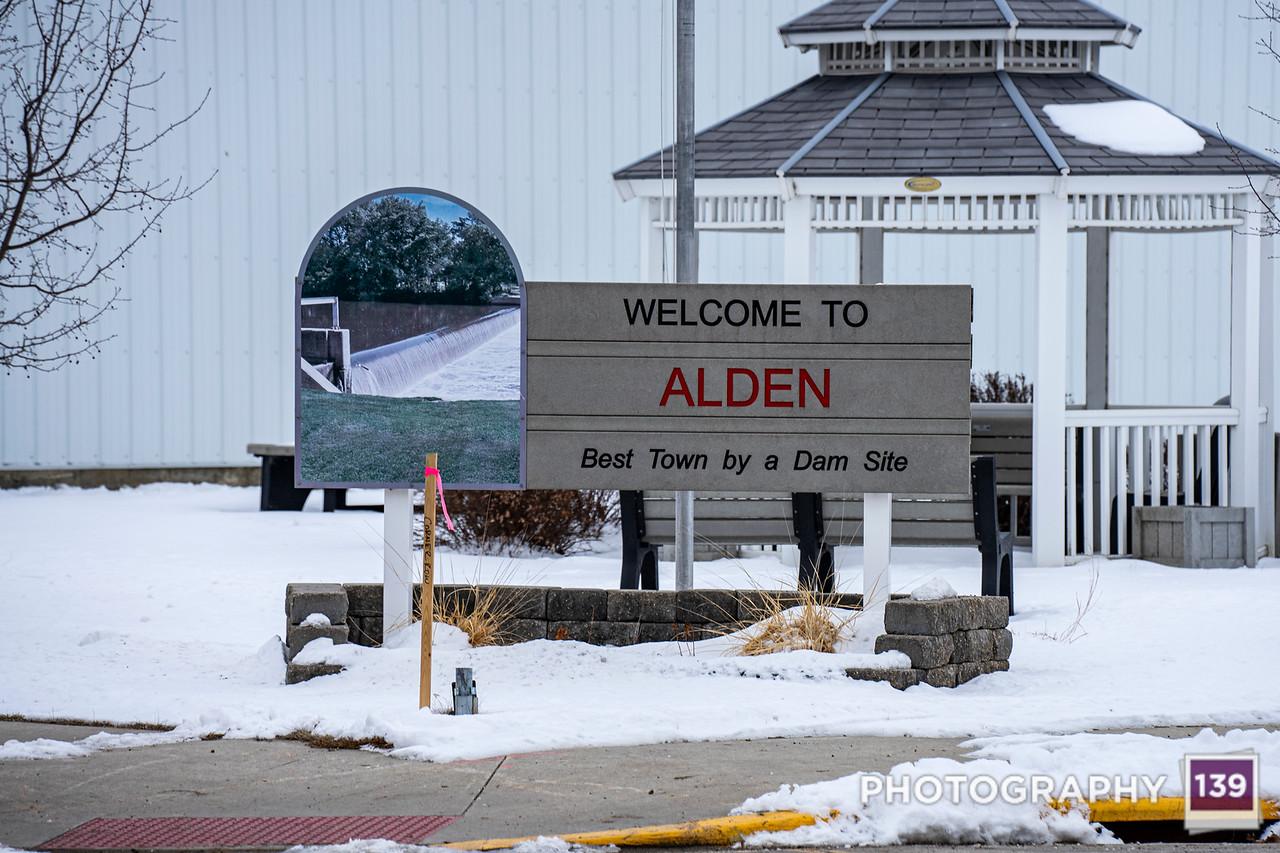 Alden, Iowa