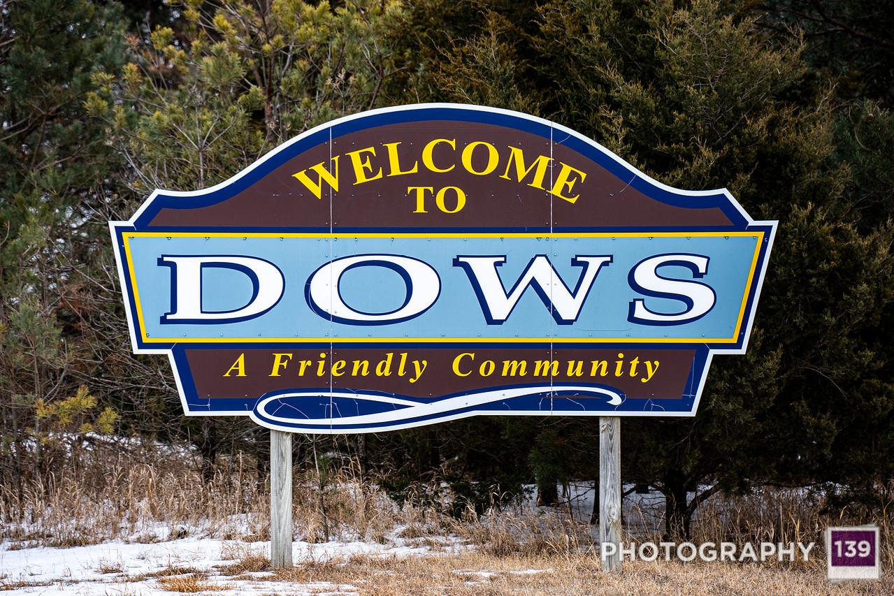 Dows, Iowa