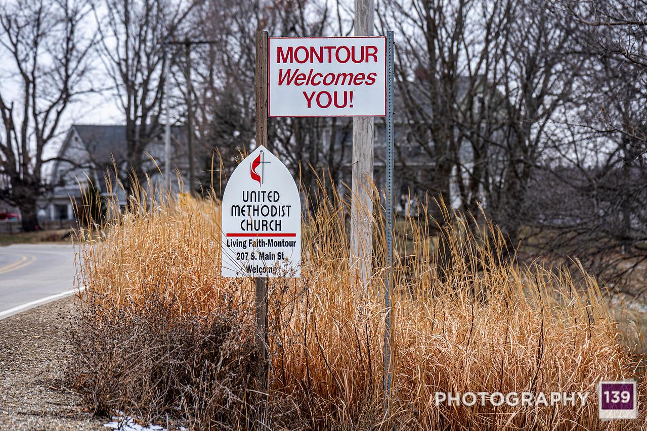 Montour, Iowa