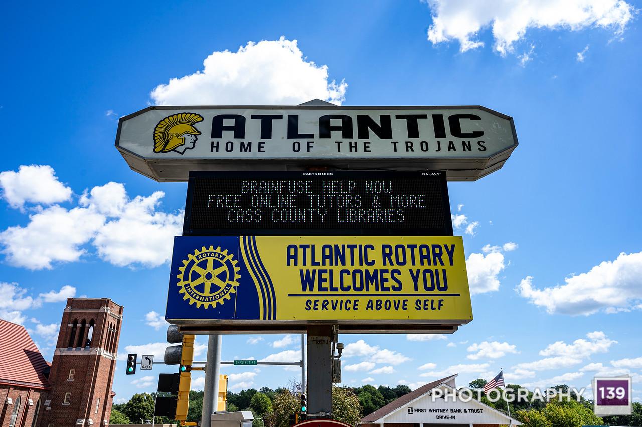 Atlantic, Iowa