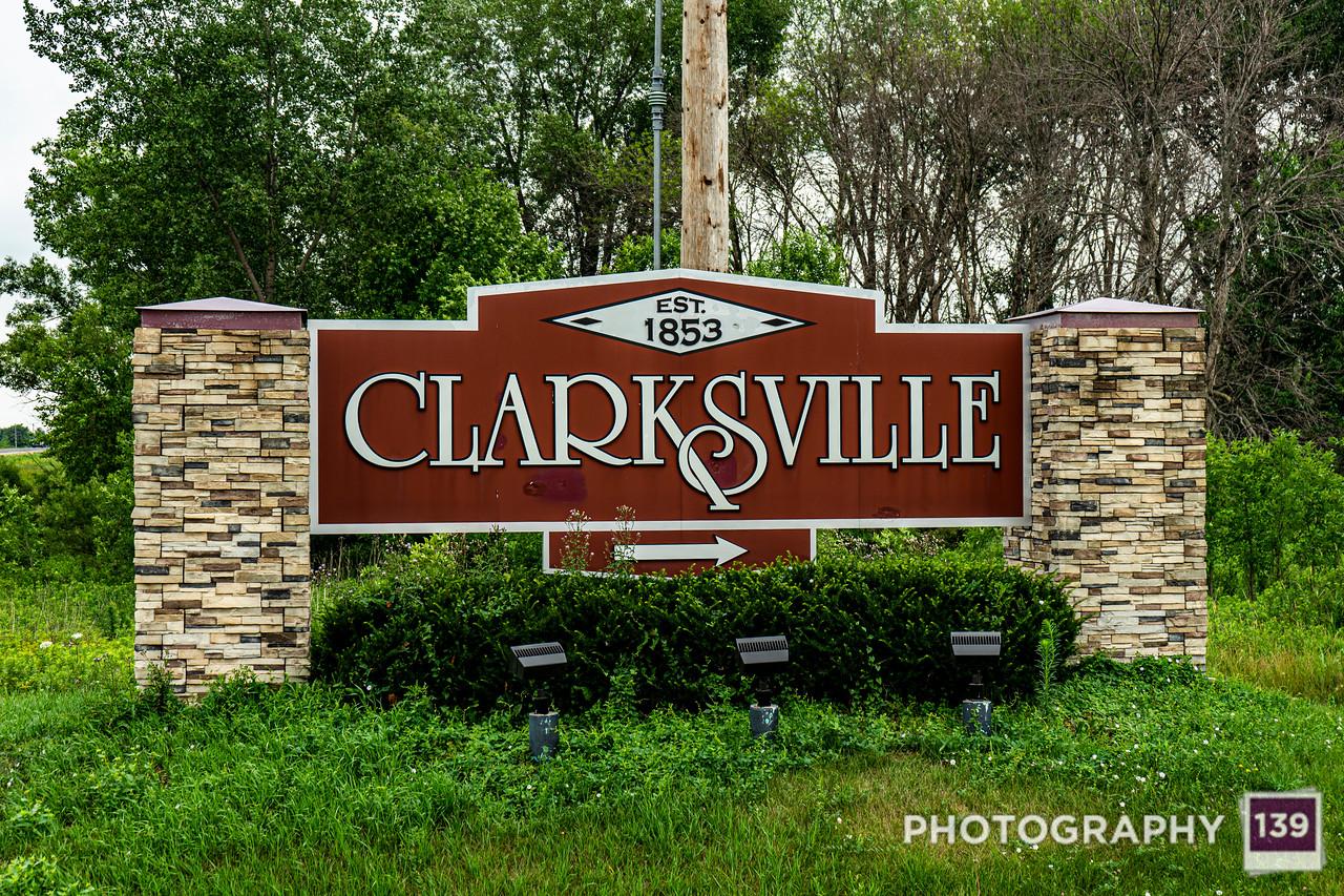 Clarksville, Iowa