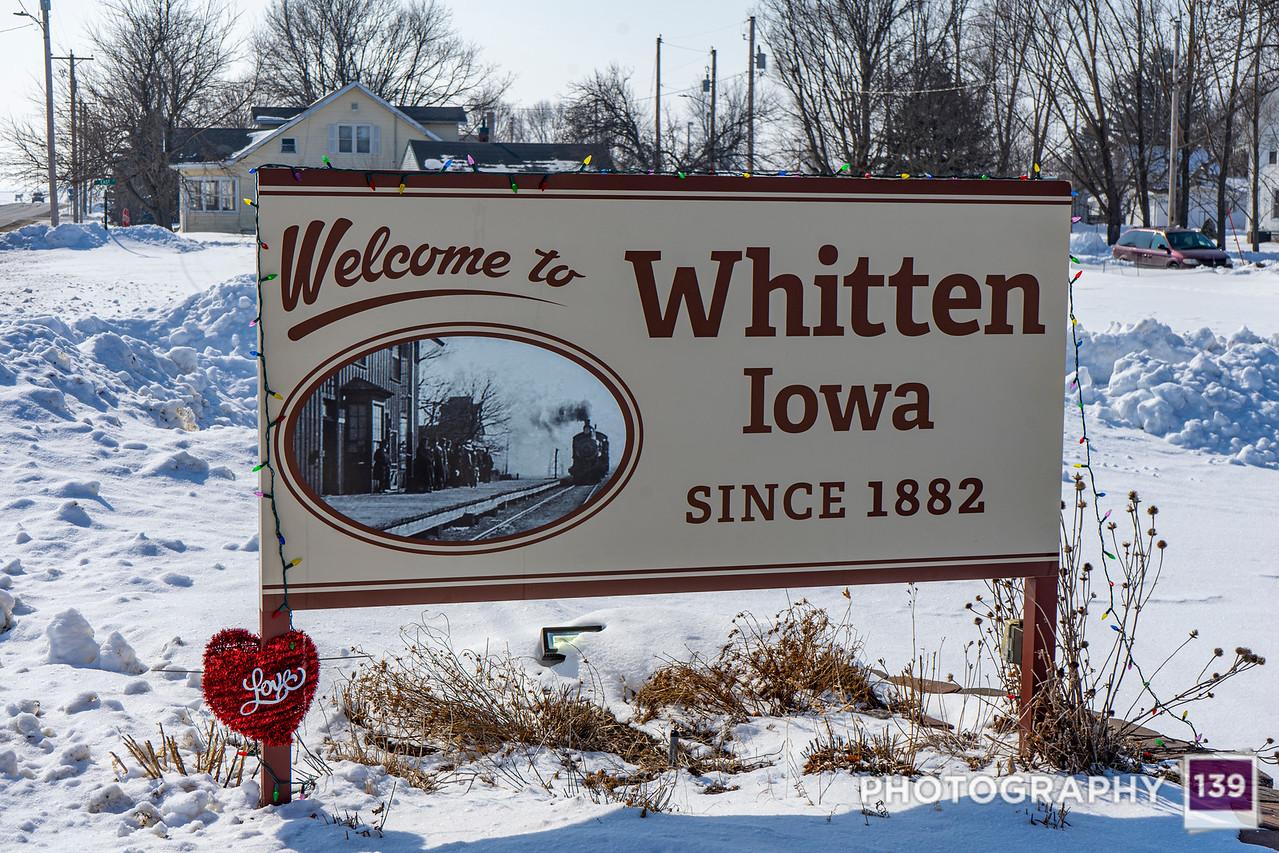 Whitten, Iowa