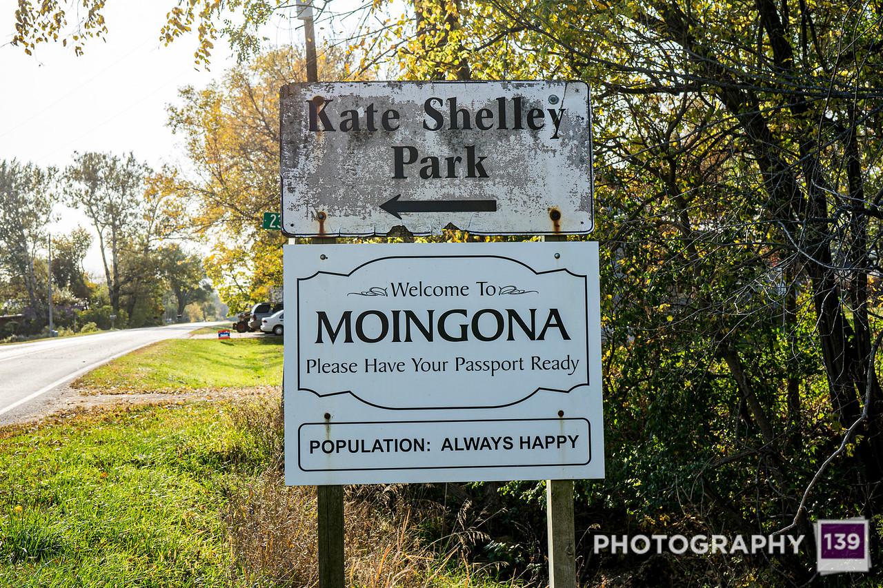 Moingona, Iowa