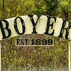 Boyer, Iowa
