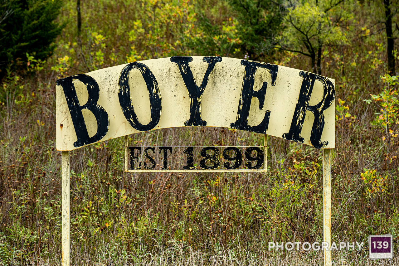 Boyer, Iowa