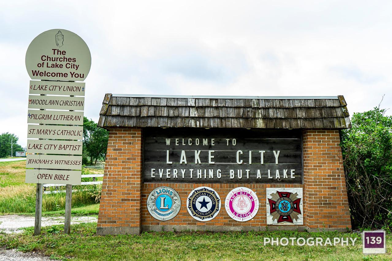 Lake City, Iowa