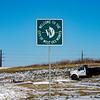 West Des Moines - Town Sign Alternate