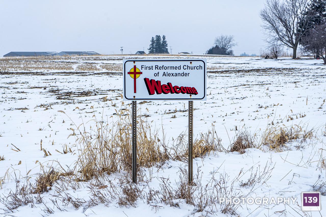 Alexander, Iowa