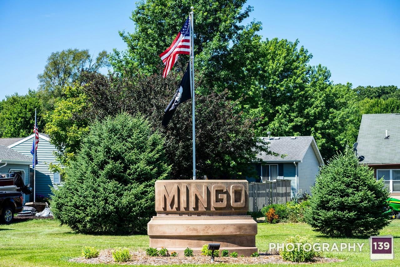 Mingo, Iowa