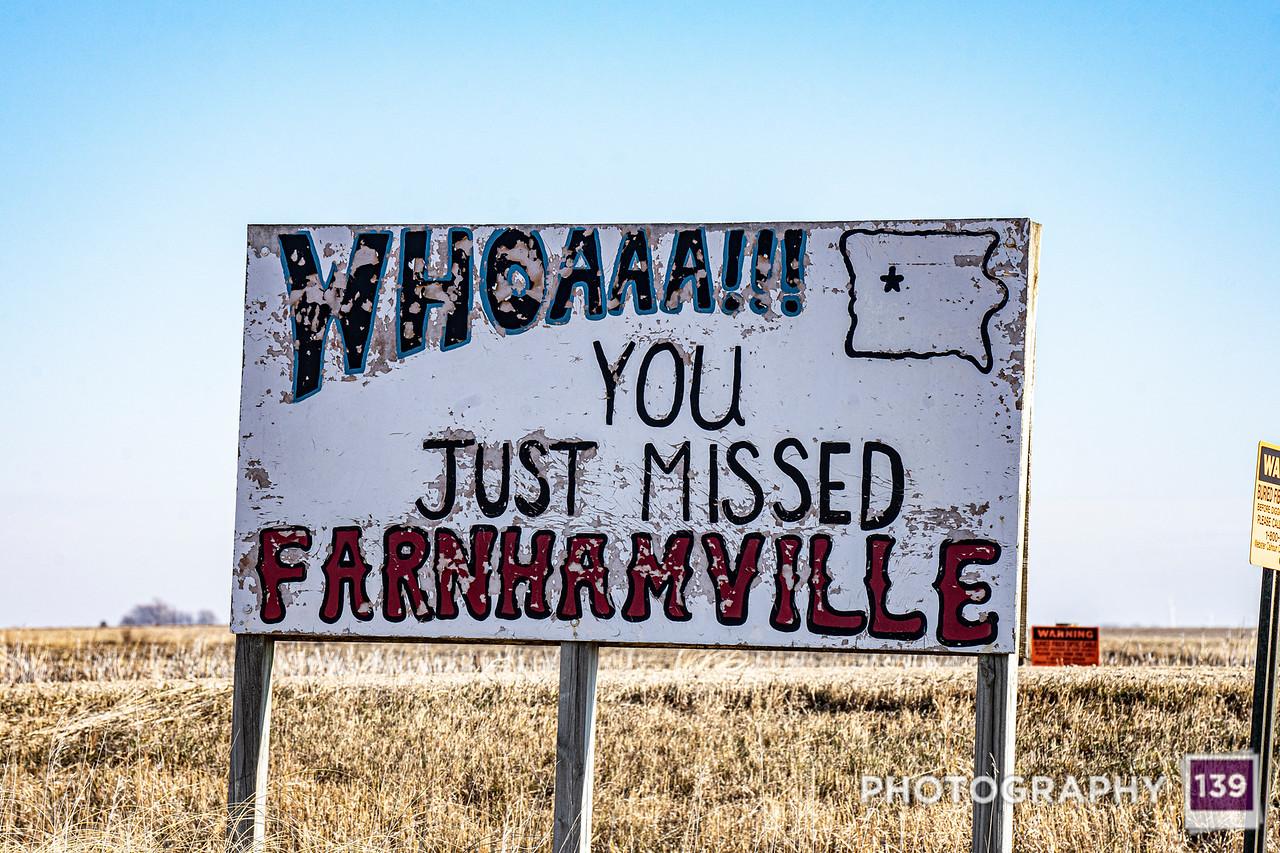 Farnhamville, Iowa #3 - West Side