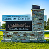 Grundy Center, Iowa - Back
