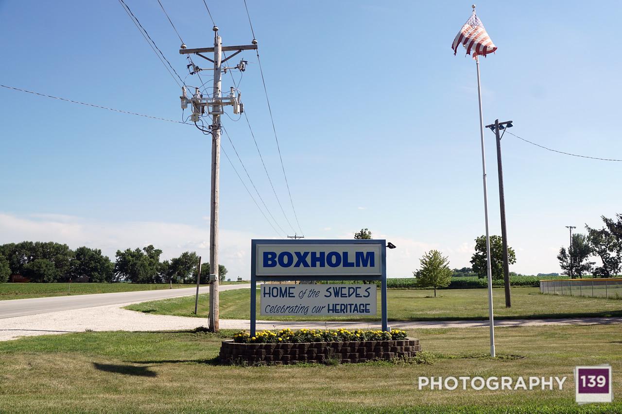 Boxholm, Iowa