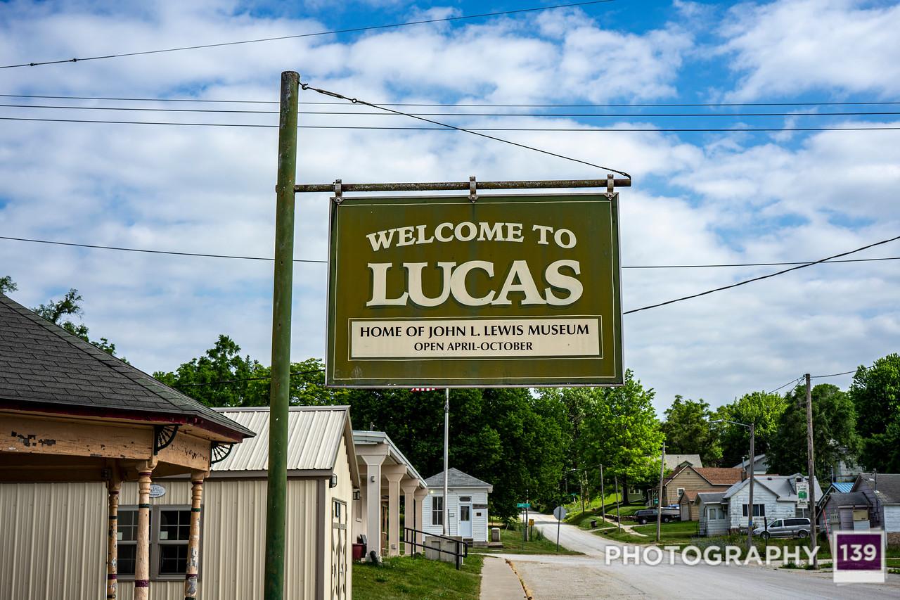 Lucas, Iowa