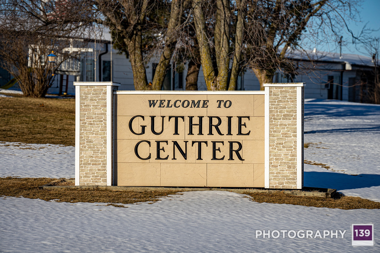 Guthrie Center, Iowa