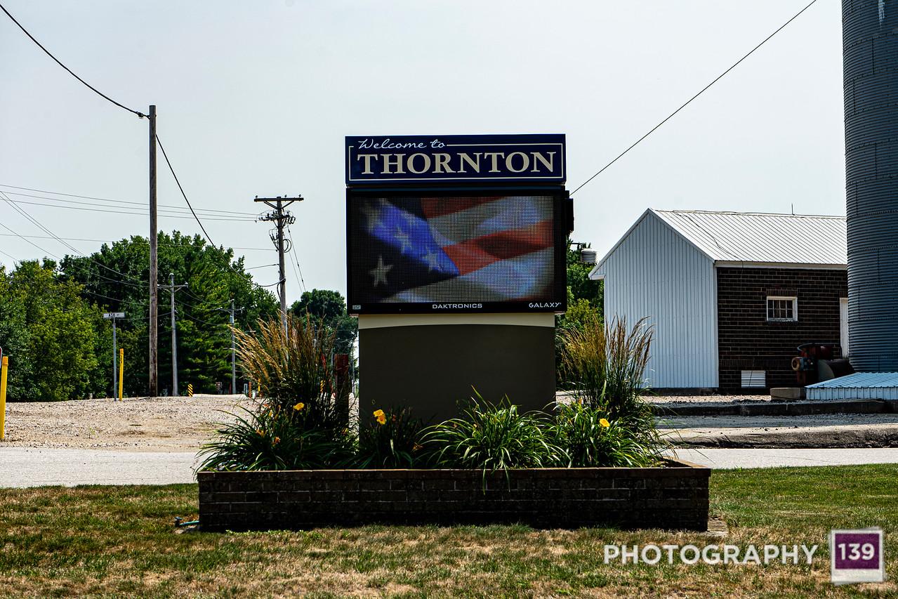 Thornton, Iowa