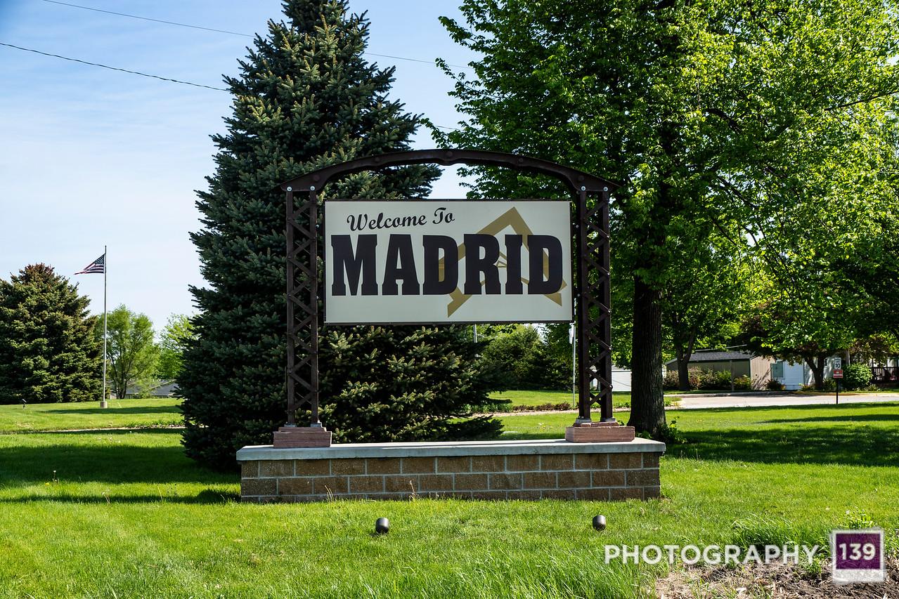Madrid, Iowa