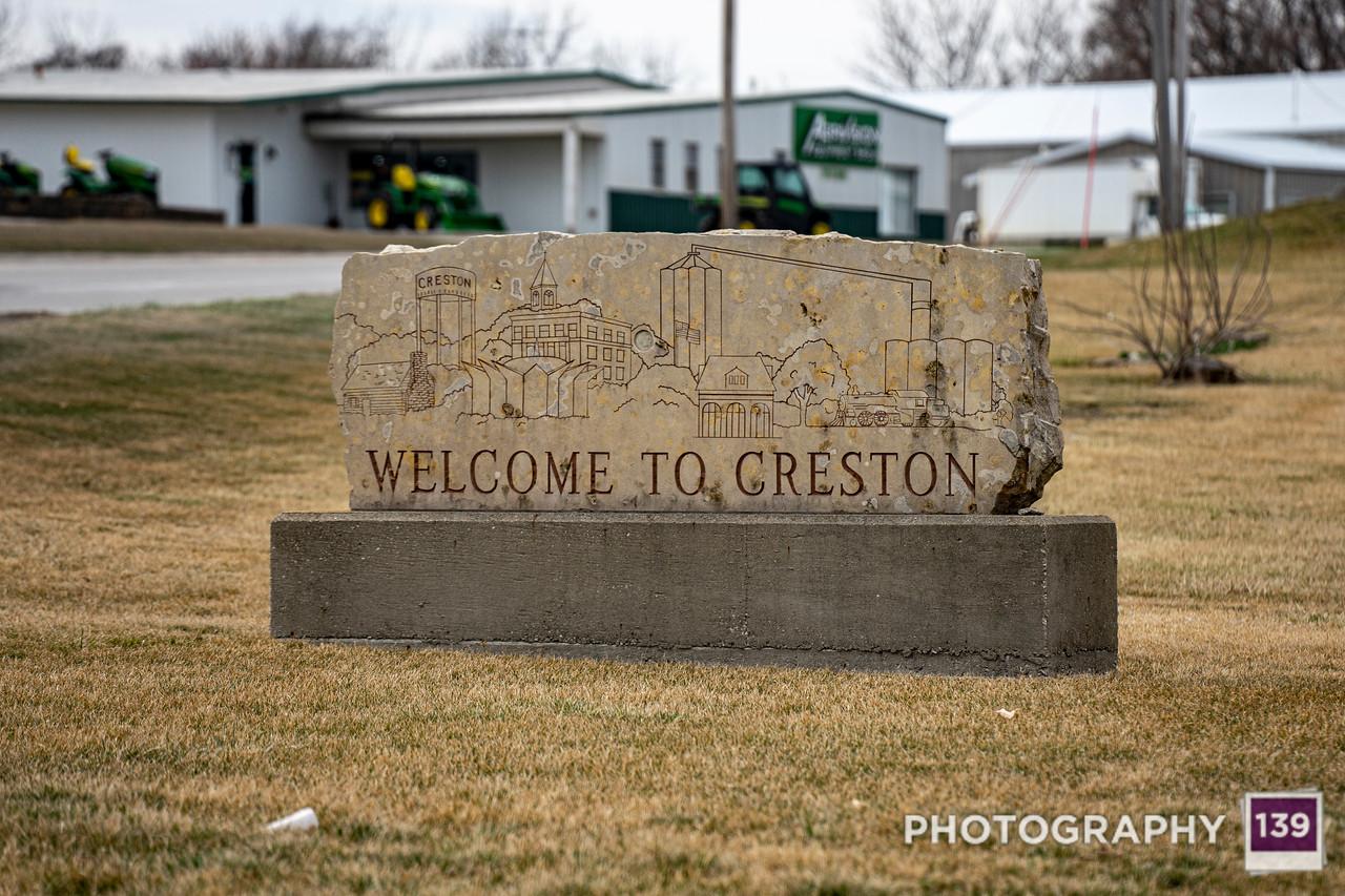 Creston, Iowa