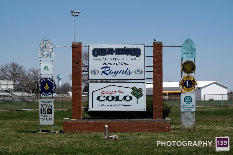 Colo, Iowa
