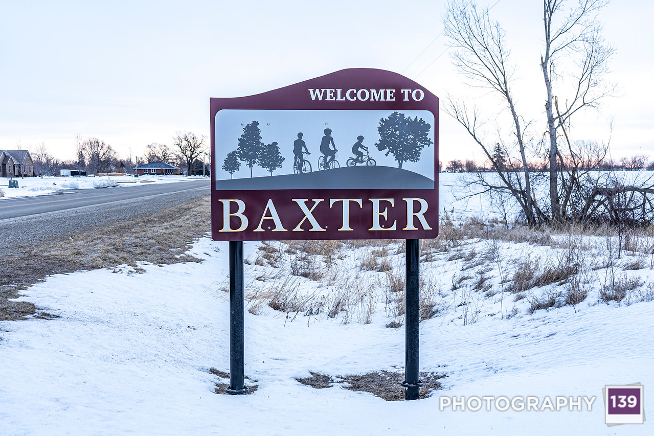 Baxter, Iowa