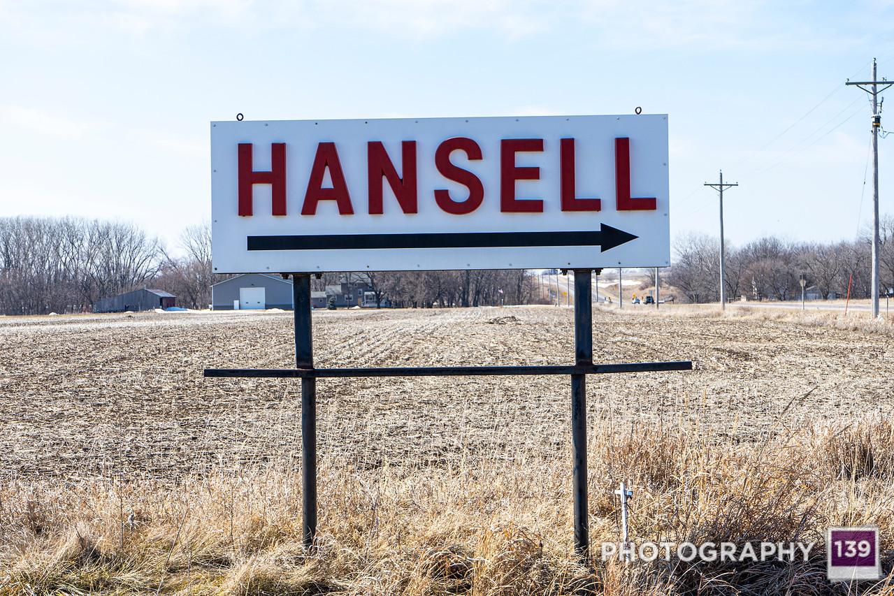 Hansell, Iowa