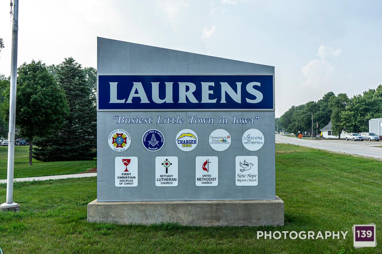 Laurens, Iowa