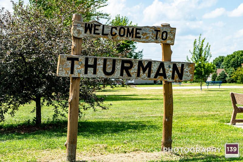 Thurman, Iowa