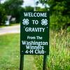 Gravity, Iowa