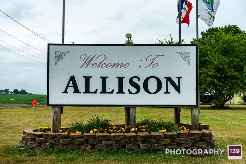 Allison, Iowa
