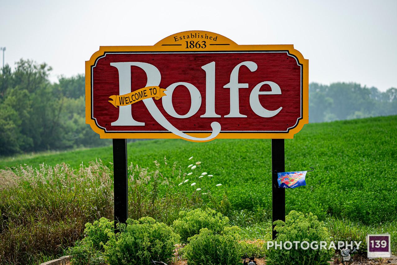 Rolfe, Iowa