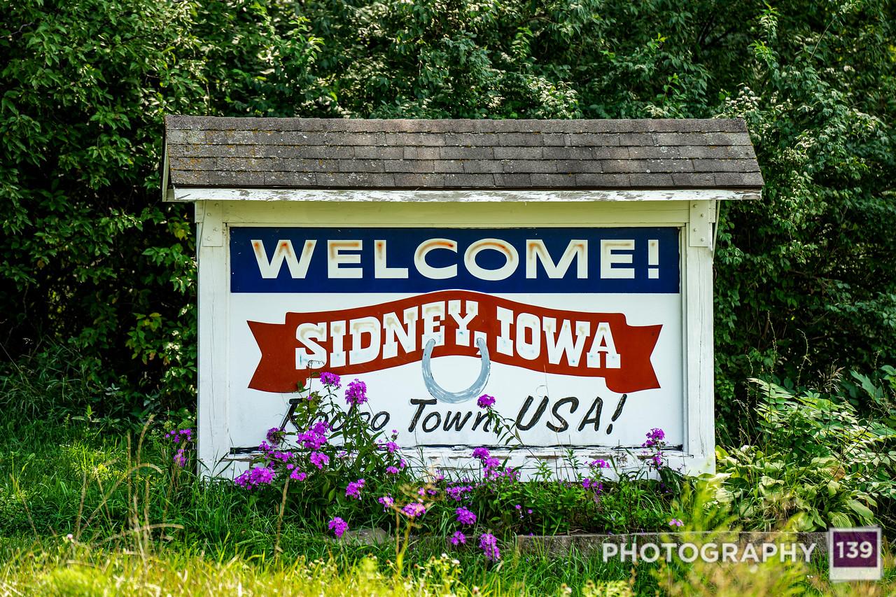 Sidney, Iowa
