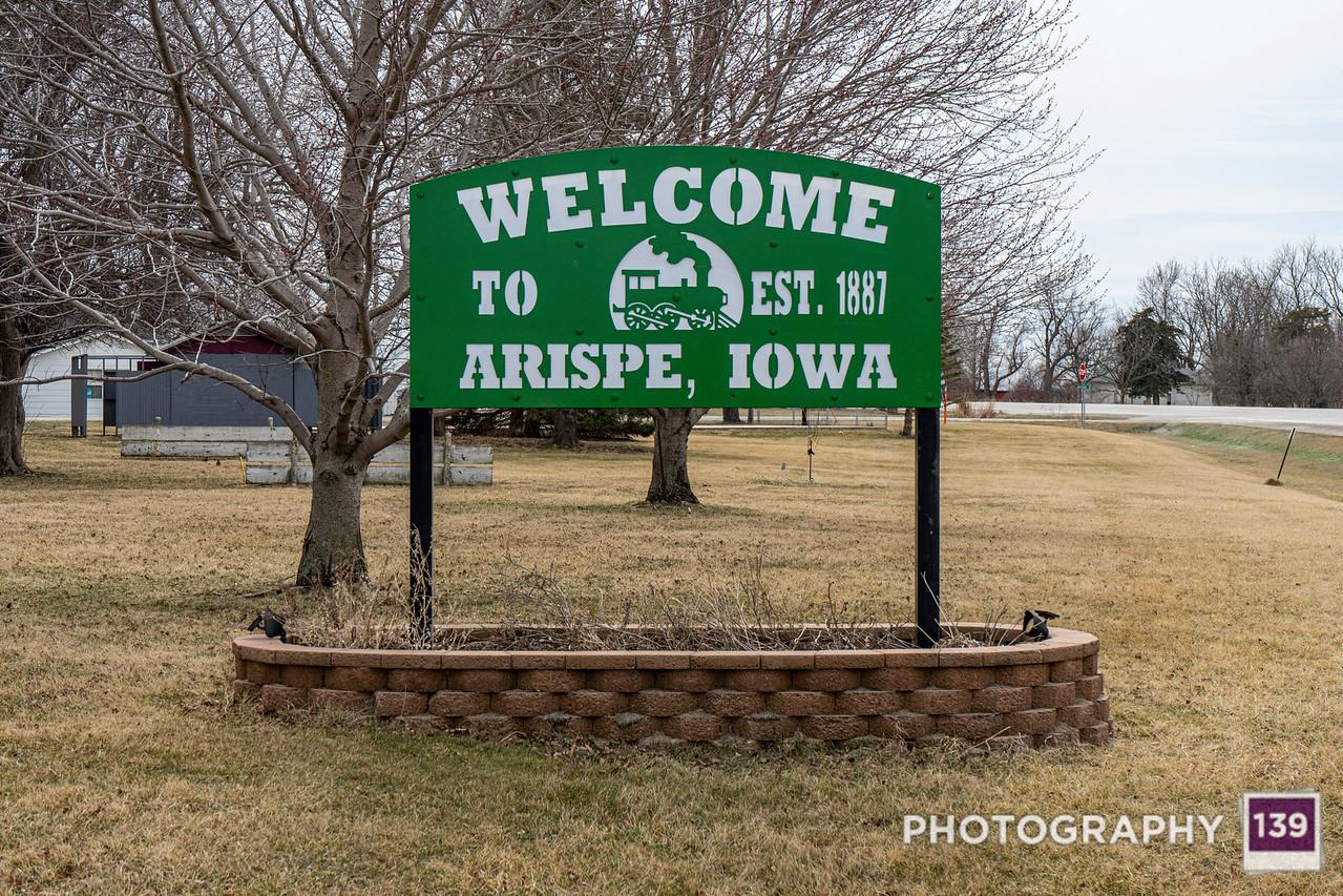 Arispe, Iowa