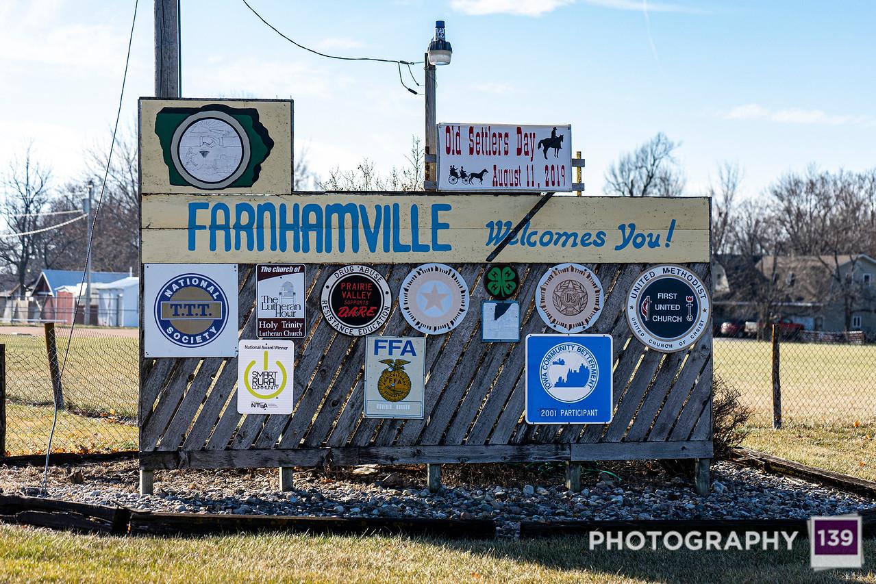 Farnhamville, Iowa #1