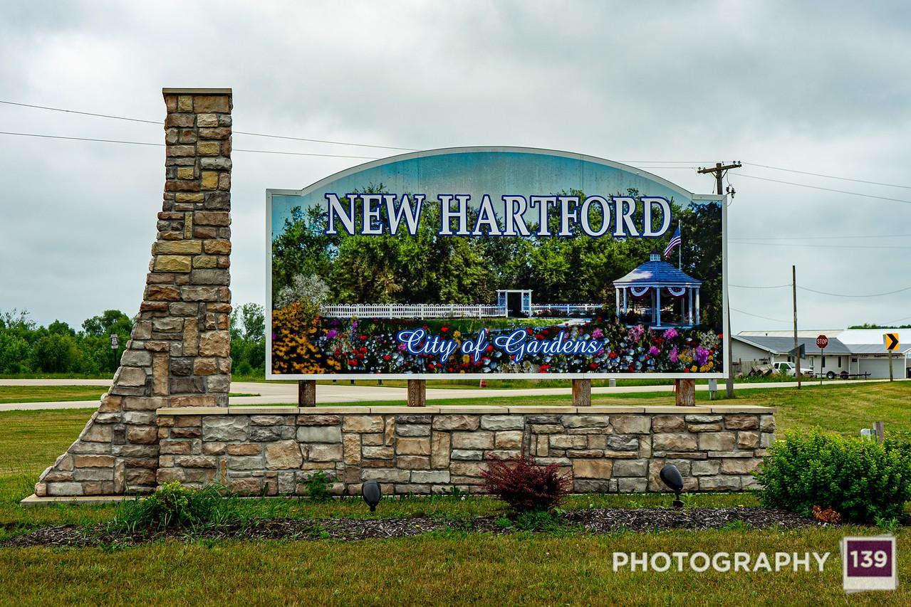 New Hartford, Iowa