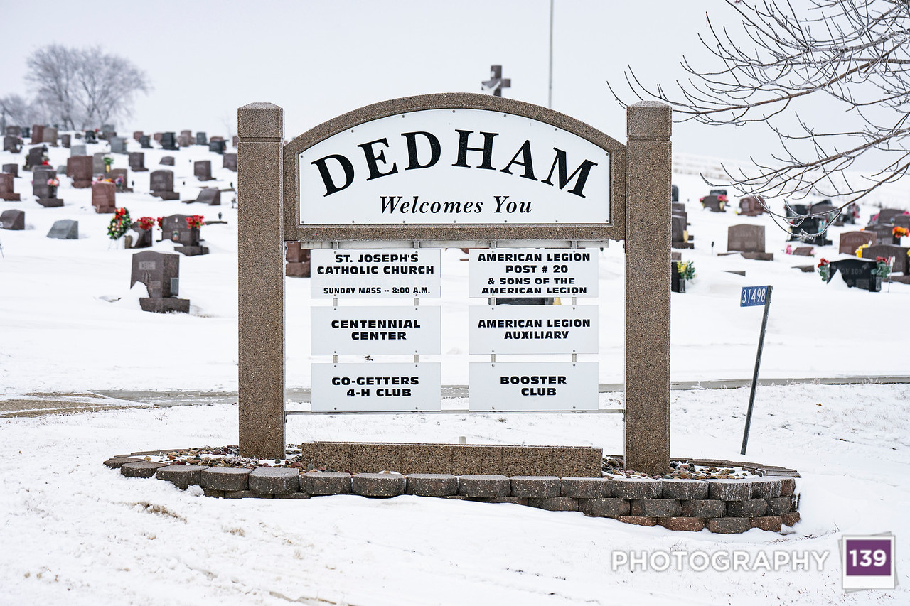 Dedham, Iowa
