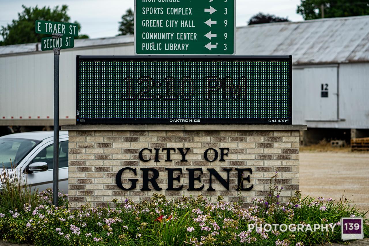 Greene, Iowa