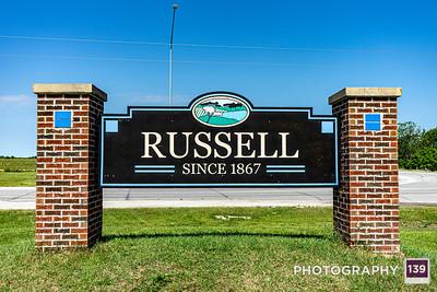 Russell, Iowa
